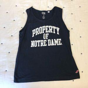 Notre Dame Tank